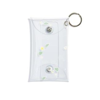 茶の花 Mini Clear Multipurpose Case