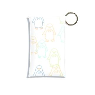 ペンちゃんず(pt2) Mini Clear Multipurpose Case