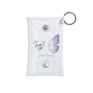 Violet disease Mini Clear Multipurpose Case