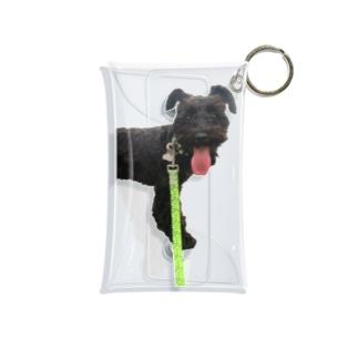 散歩DOG Mini Clear Multipurpose Case