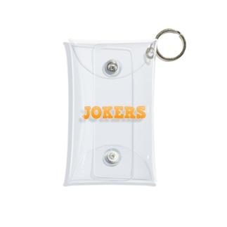 JOKERSグッズ Mini Clear Multipurpose Case