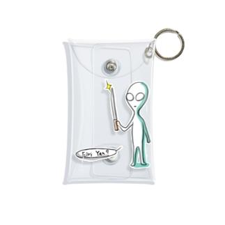 エイリヤン Mini Clear Multipurpose Case