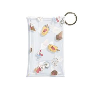 ソフ男となかまたち Mini Clear Multipurpose Case