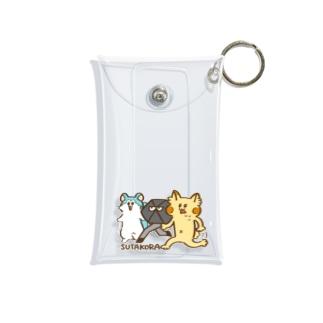 SUTAKORA Mini Clear Multipurpose Case