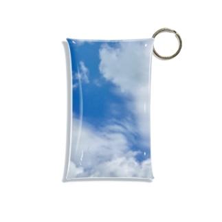 空模様  夏の気配 Mini Clear Multipurpose Case