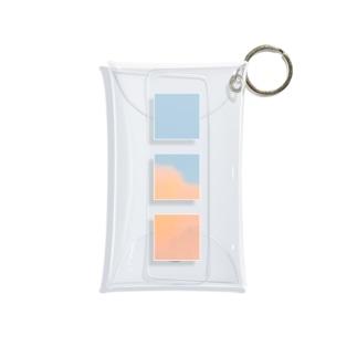 四角4 Mini Clear Multipurpose Case