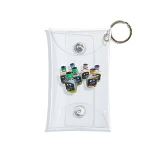 2021.自粛の夏 Mini Clear Multipurpose Case