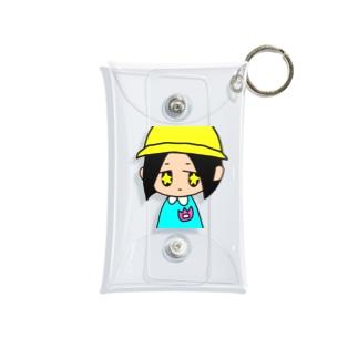 ノーマルよちえんじ Mini Clear Multipurpose Case