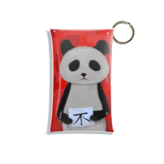 PANDA No.1 Mini Clear Multipurpose Case