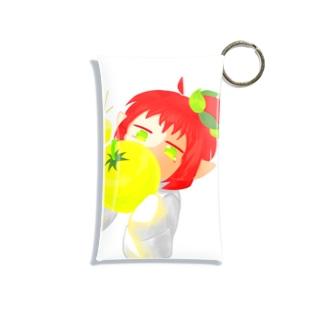 黄トマト Mini Clear Multipurpose Case