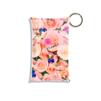 flowerビーム Mini Clear Multipurpose Case