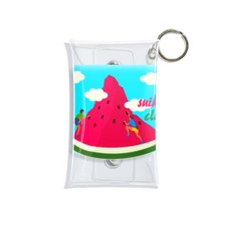 スイカクライマーズ Mini Clear Multipurpose Case