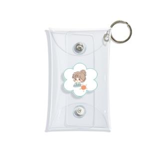 Girlグッズ Mini Clear Multipurpose Case