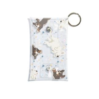 チャリティ/おねんねシリーズ/バニピレ Mini Clear Multipurpose Case