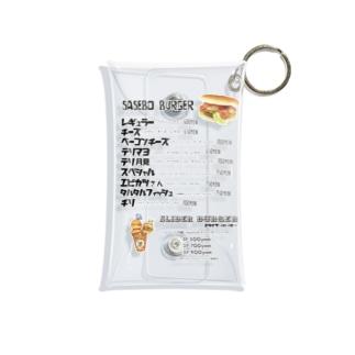 グーフィーメニューシリーズ Mini Clear Multipurpose Case