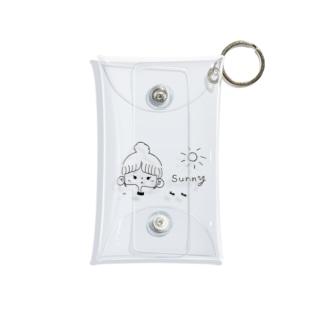 オダンゴ Mini Clear Multipurpose Case