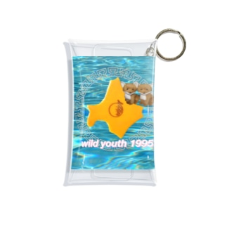wild youth 1995 Mini Clear Multipurpose Case