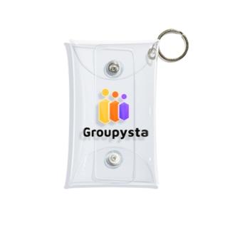 Groupysta公式グッズ Mini Clear Multipurpose Case