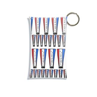 とぅうすぺぇすと Mini Clear Multipurpose Case