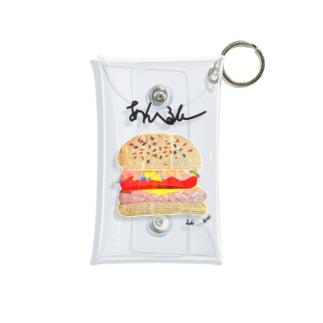 あんへるしー Mini Clear Multipurpose Case