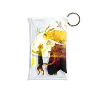 森へ Mini Clear Multipurpose Case