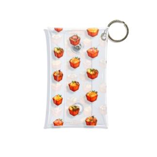 Honey toast set Mini Clear Multipurpose Case