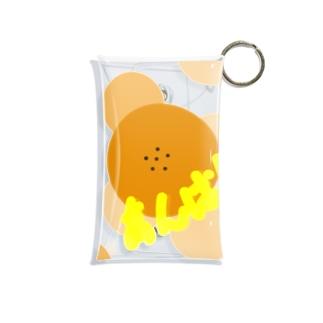 あんぱん Mini Clear Multipurpose Case