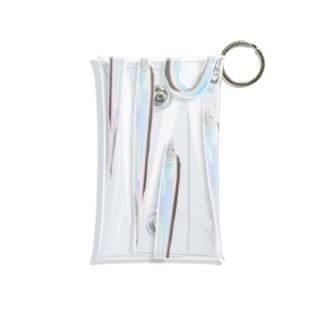 タチウオ Mini Clear Multipurpose Case
