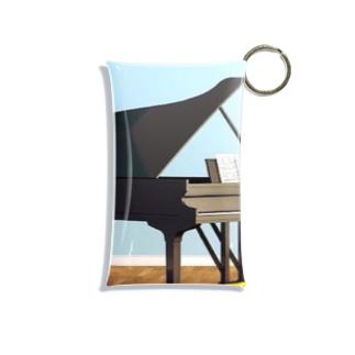 グランドピアノ ピアニストの部屋2 Mini Clear Multipurpose Case