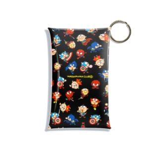 スーパーヒーローズ Mini Clear Multipurpose Case