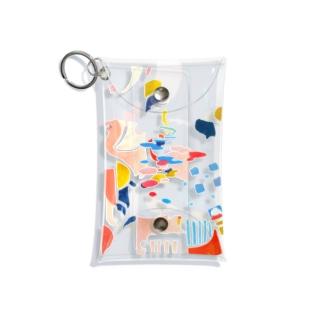 Cómo Te Quiero Mini Clear Multipurpose Case