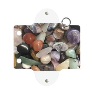 名も無き宝石たち Mini Clear Multipurpose Case