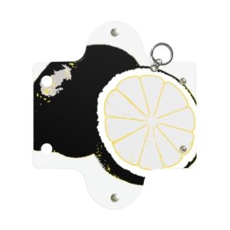 檸檬 black Mini Clear Multipurpose Case