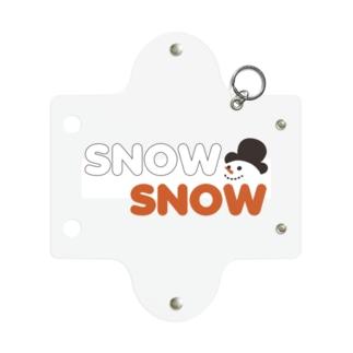 スノースノー Mini Clear Multipurpose Case