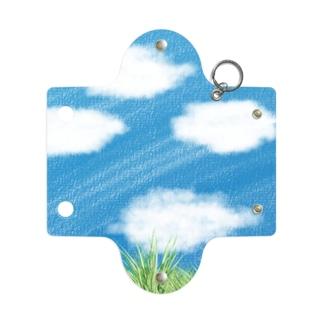 空を見上げて。 Mini Clear Multipurpose Case