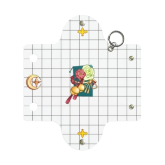 ほしむらありや飾り本ミニマルチケース Mini Clear Multipurpose Case