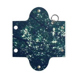 木陰で一休み Mini Clear Multipurpose Case