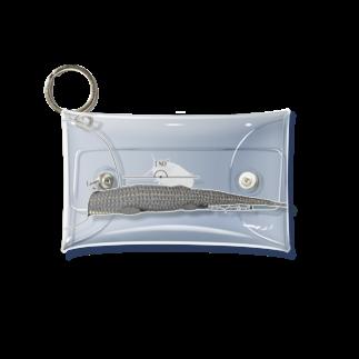 aknのオニプレ180°+デュビア Mini Clear Multipurpose Case