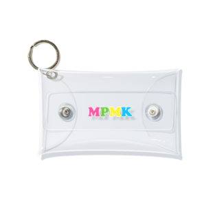 to be your keyのMPMK マルチpop Mini Clear Multipurpose Case