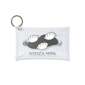 GYOZA MTG しゅっとバージョン Mini Clear Multipurpose Case
