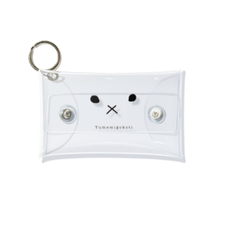 YUMEMIGOKOTI Mini Clear Multipurpose Case