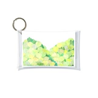 春の日 Mini Clear Multipurpose Case