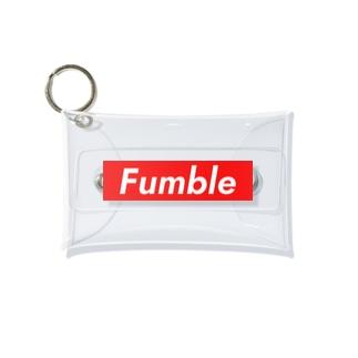 ファンブル Mini Clear Multipurpose Case