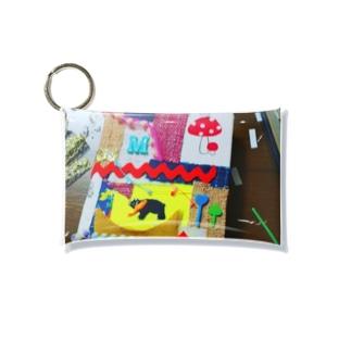TEZUKURI Mini Clear Multipurpose Case