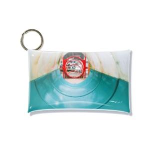 秘密基地 Mini Clear Multipurpose Case