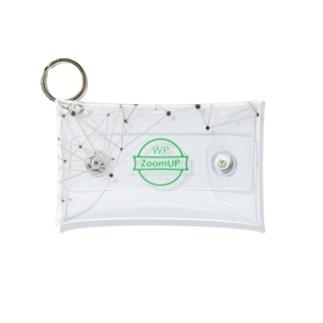 WP ZoomUP ミニクリアマルチケース Mini Clear Multipurpose Case