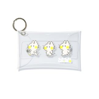 ドットトコトコリモーネちゃん(ヨコ) Mini Clear Multipurpose Case