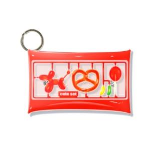 プラモデルcute set☆ Mini Clear Multipurpose Case