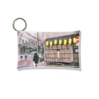 哀愁3 Mini Clear Multipurpose Case