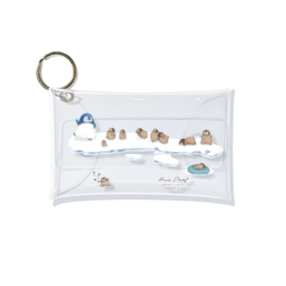 ペンギン保育園 Mini Clear Multipurpose Case